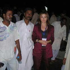 Kararsız Kardeş Ülke Pakistan : Ölümden kılpayı kurtulduk 2