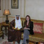 Abdul Aziz Saud Al Babtain, Türk işadamlarına sesleniyor
