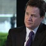 İngiltere Başbakan Yardımcısı'ndan Suriye krizine destek