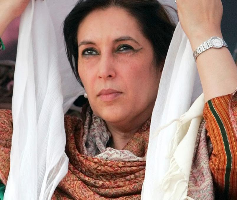 Kararsız Kardeş Ülke Pakistan : Açık hedef Benazir Butto 1