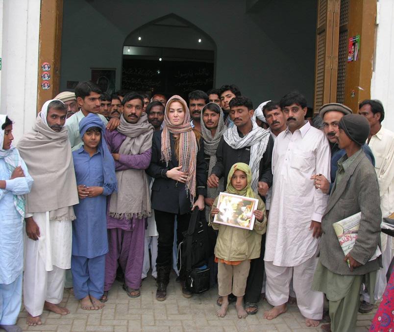 Benazir Butto'nun ardından..40 günlük yas 40 yıl sürecek