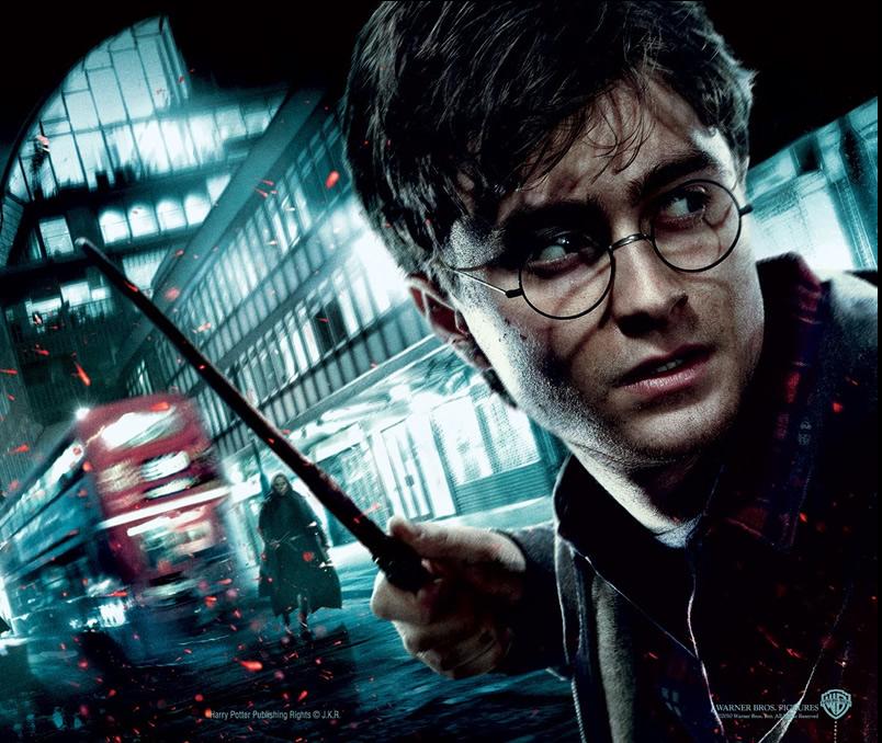Harry Potter ve Ölüm Yadigarları 1