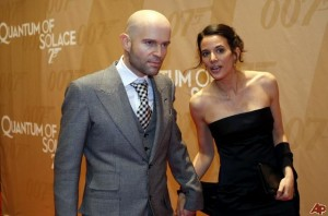 Director Marc Foster talks about Quantum of Solace