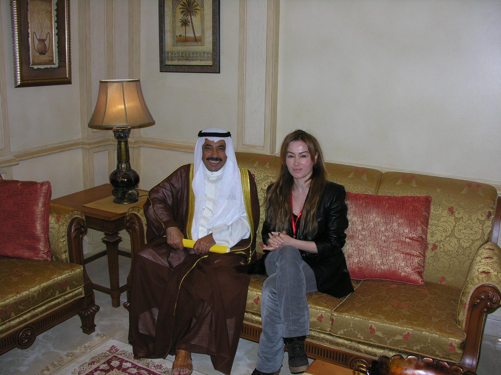 Al Babtain Vakfı Başkanı, Abdul Aziz Saud Al-Babtain-Kuveyt