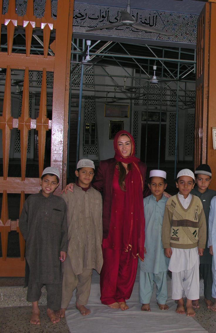 Pakistan- Çocuk Medreseleri