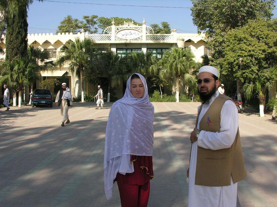 Pakistan, Akora Khattak Medresesi