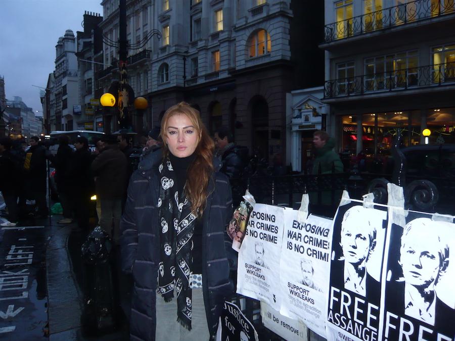 Julian Assange, temyiz duruşmaları, Londra