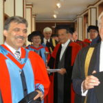 Abdullah Gül, Honorary Doctorate from Exeter University
