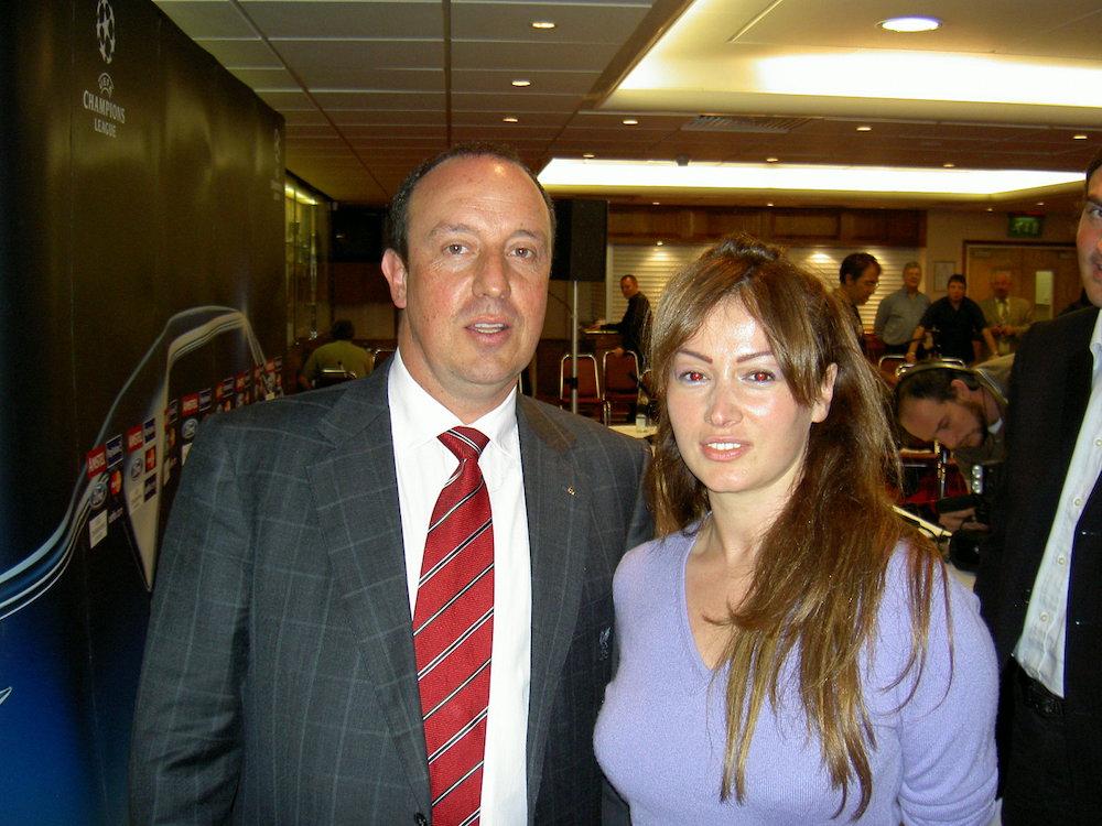 Rafael Benitez, Liverpool Futbol Kulübü