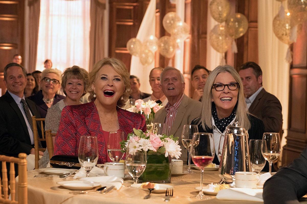 Jane Fonda, Diane Keaton, Mary Steenburgen ve Candice Bergen'in Başrolleri Paylaştığı KİTAP KULÜBÜ (Book Club) 1 Haziran'da Sinemalarda!
