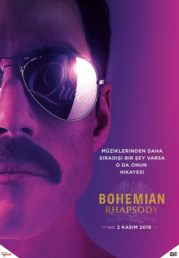 Ünlü Bohemian Rhapsody Film Oluyor