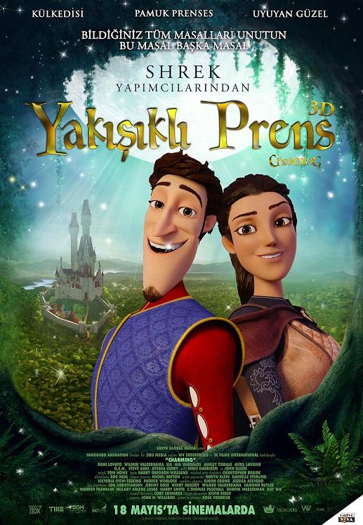 Yakışıklı Prens Sinemalarda