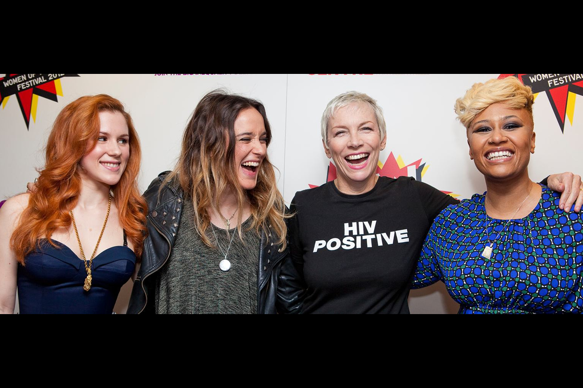 Women of the World Come Together in London to Celebrate the Power of Women's Voices