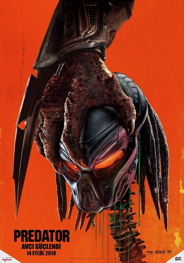 Predator 14 Eylül'de Vizyona Girecek. İşte Fragman