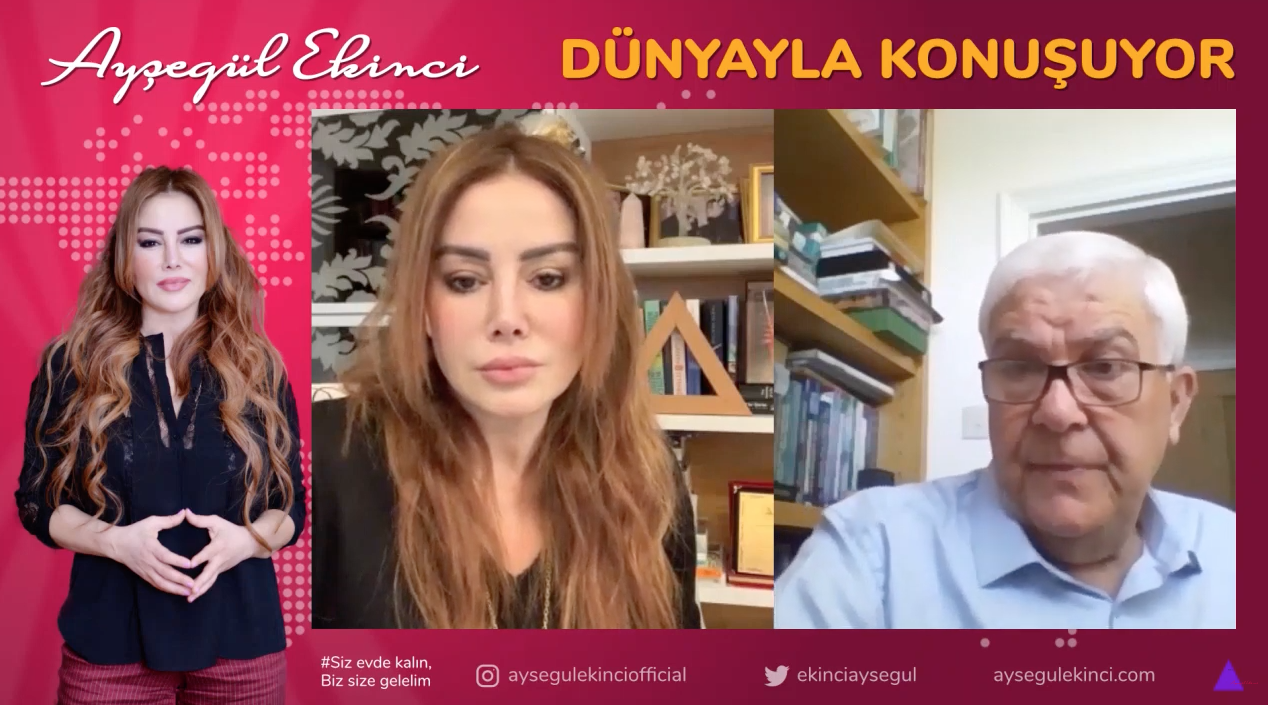 Ayşegül Ekinci & Profesör Mustafa Camgöz